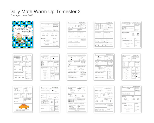 Second grade common core math practice worksheets