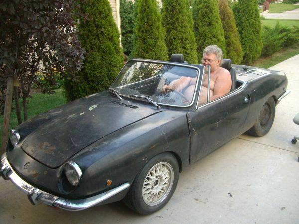 Daily Turismo 1k How Not To Sell 1969 Fiat 850 Spider