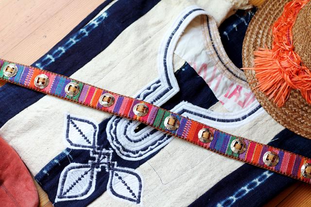 Vintage Concho Belt