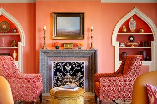Coral Color: Quite Summery!