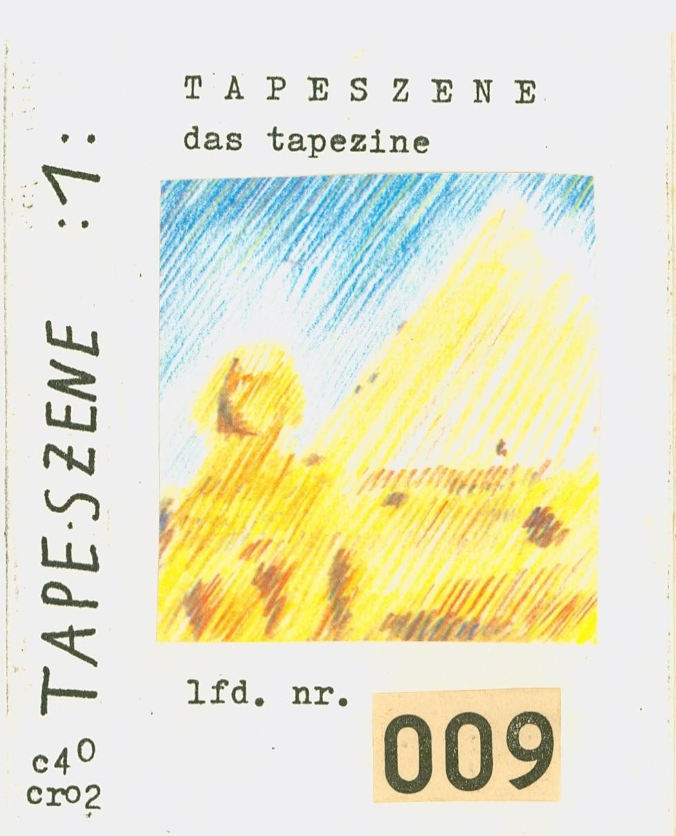 Ich JAR Demian Berlincassette