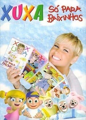 Xuxa só para Baixinhos - Todos os DVDS Filmes Torrent Download capa