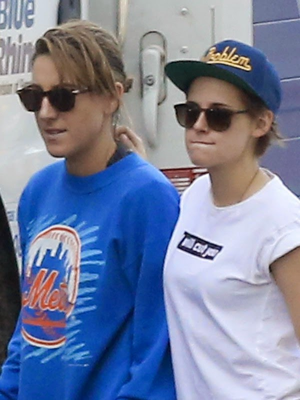 Kristen Stewart and Alicia Cargile  photos