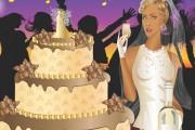 Düğün Pastası Dekorasyonu Oyunu