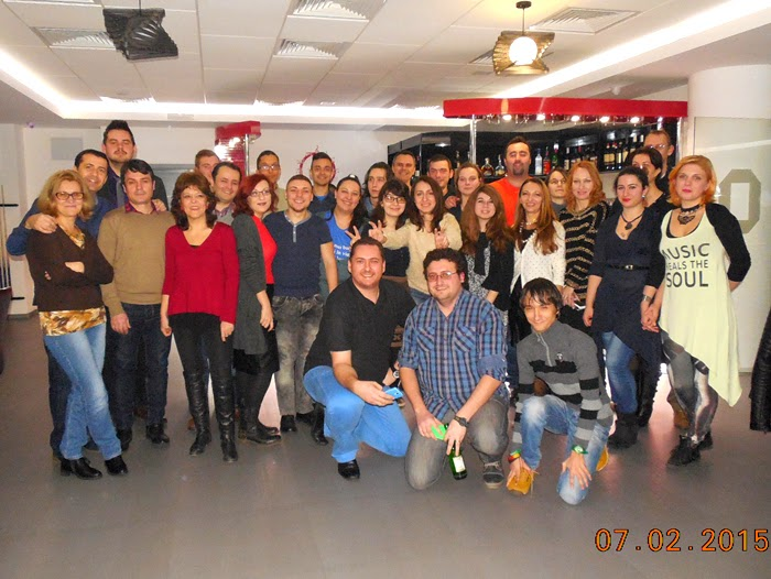 Am sarbatorit 3 ani #CraiovaBlogMeet