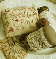 Needles and Pins Pincushion - $7.50