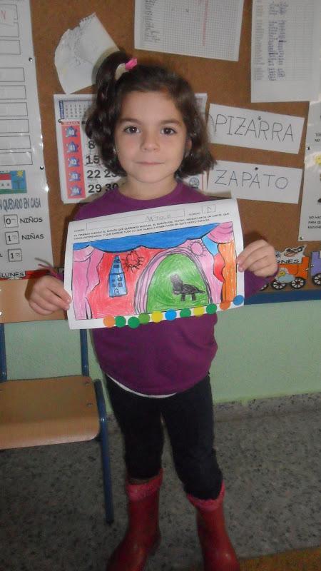 La madriguera de juanito un dibujo que represente a for Que represente 500 mo