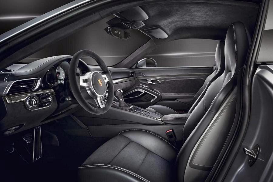 Porsche 911 Carrera GTS (2015) Interior