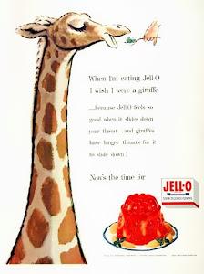 1950'S JELLO AD