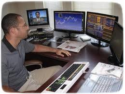 Kehidupan seorang forex trader