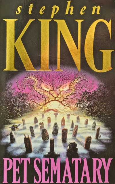 pet sematary by stephen king essay Pet sematary homework help questions i have been having trouble understanding the plot of pet semetary can someone explain it to me this is one of my favorite books by stephen king.