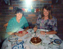 Snapshot from History...Kathy and Jane