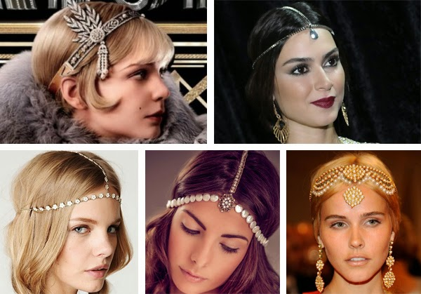 acessórios de cabelos para carnaval headpieces