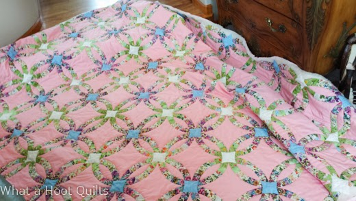 What A Hoot January Reports Amp Tips For Quilting A King