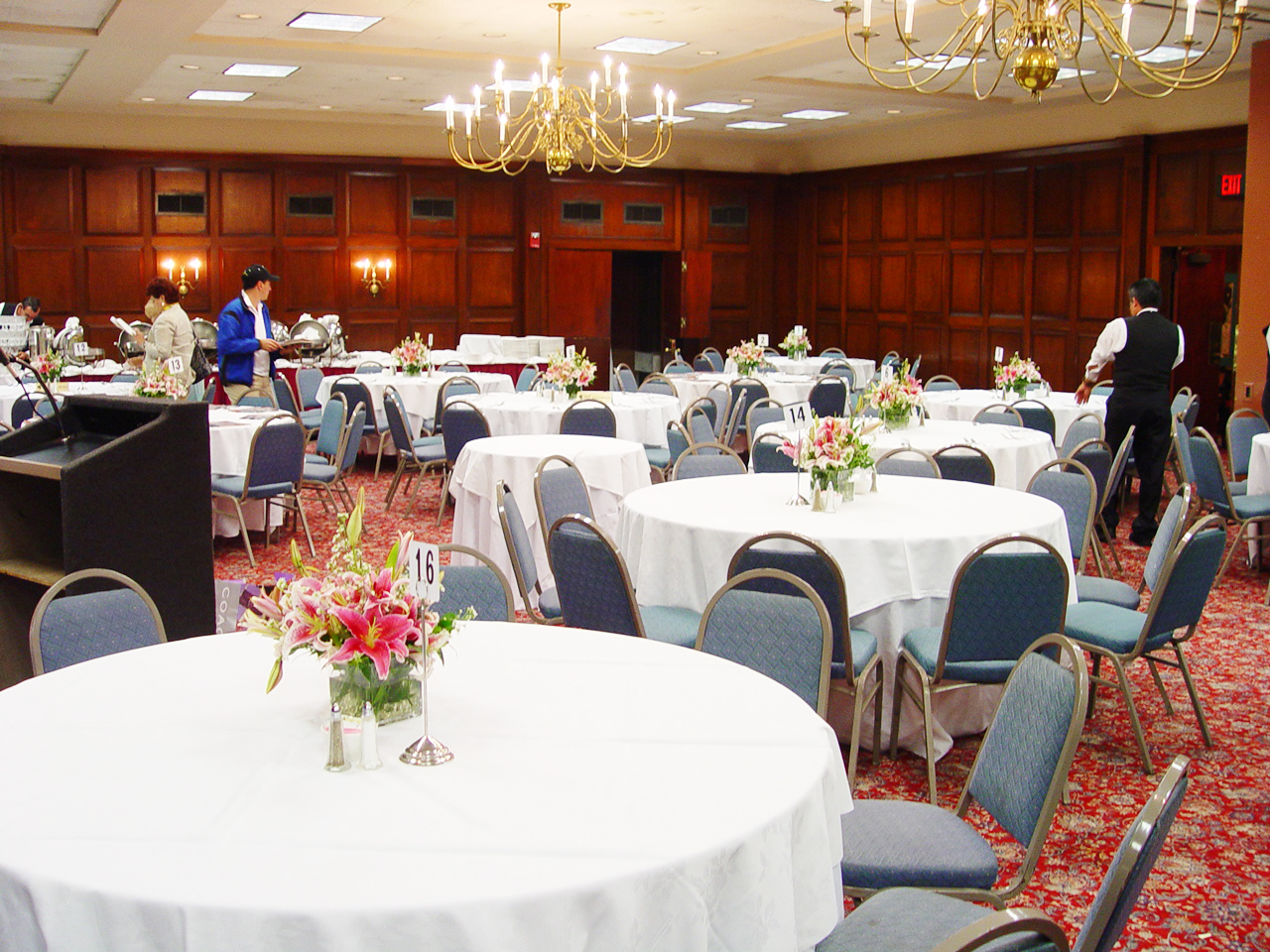 Banquet Rooms Banquet Room Chairs