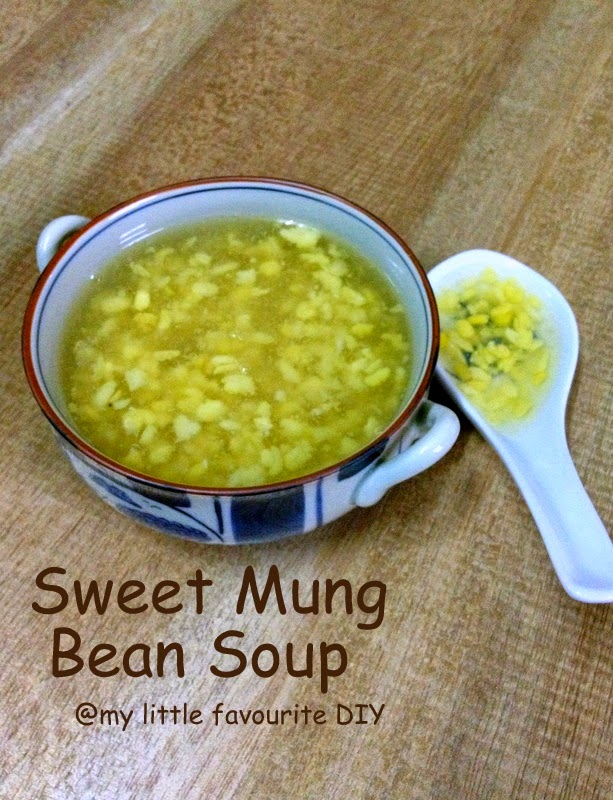 sweet mung bean soup it is soft mung bean in starchy sweet soup it is ...