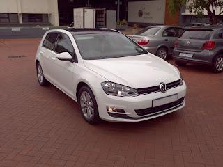 DriveZA: 2013 VW Golf 7 1.4 TSI Comfortline DSG