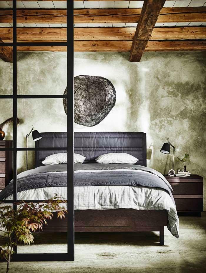 More new from ikea for february poppytalk - Japanse deco slaapkamer ...