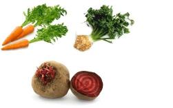 Remedii inedite pe baza de morcovi, sfecla, telina