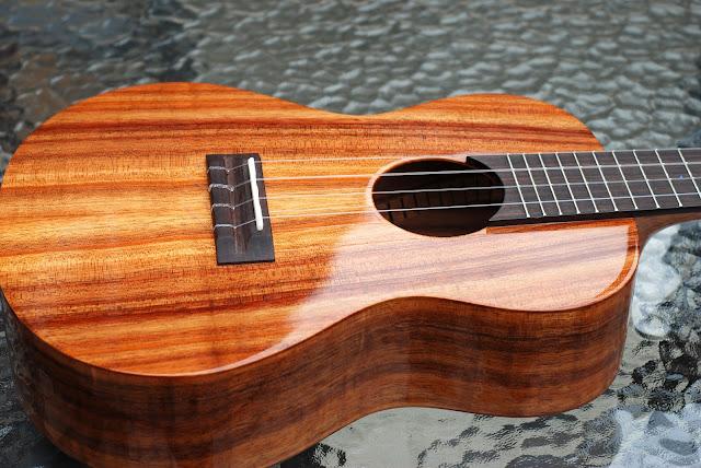 big island concert ukulele sides