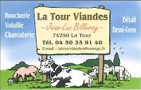 Boucherie La Tour Viandes