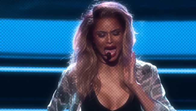 ciara BET Music Awards 2013