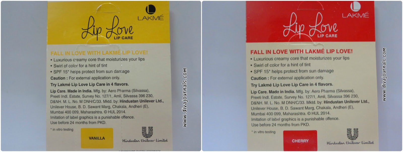 Lakme Lip Love Lip Care Review