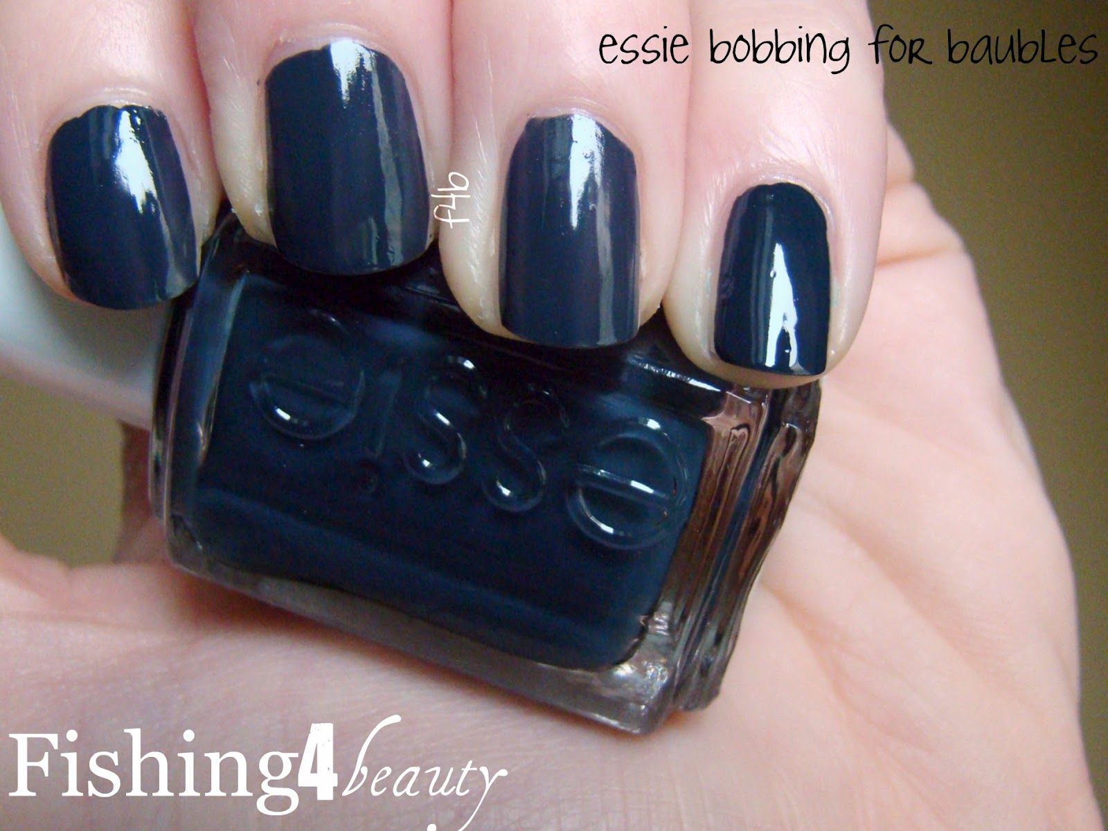 fishing4beauty i 39 ve got the blues essie b4b. Black Bedroom Furniture Sets. Home Design Ideas