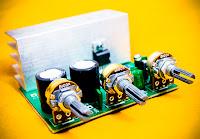 TDA2030 complete tone control
