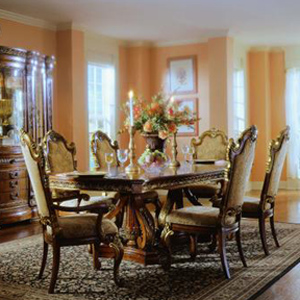 Formal dining room furniture furniture for Formal dining room tables