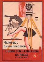 """Dziga Vertov, """"L'uomo con la macchina da presa"""" (1929)"""