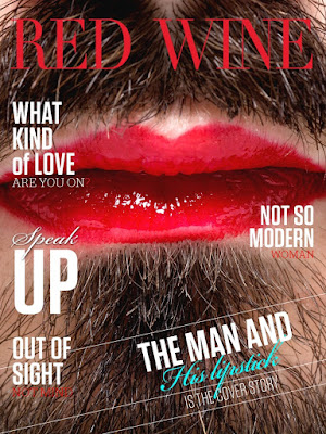 RED WINE Magazine July 2015 Issue (Free)