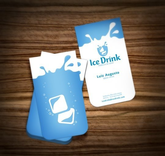BEST 14 MOST CREATIVE BUSINESS CARDS DESIGN 4