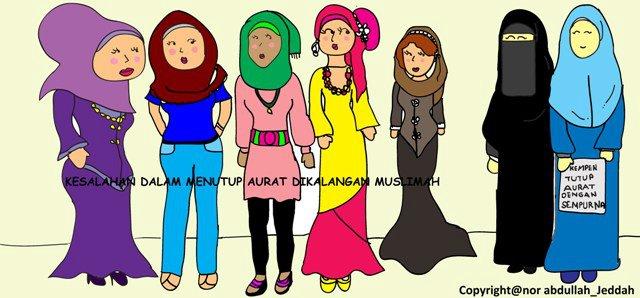 Tips Memilih Baju Raya Bergaya Ikut Syariat Islam!