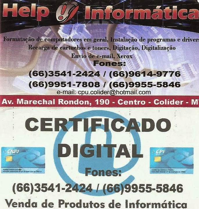 help & informatica