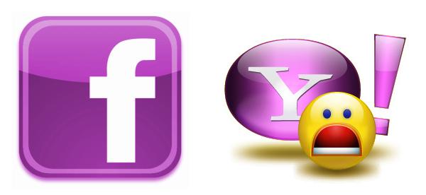 Yahoo dan Facebook
