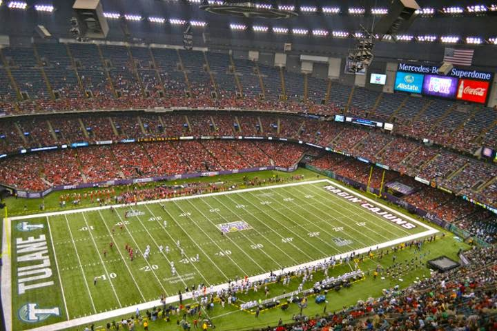 new orleans bowl crowd