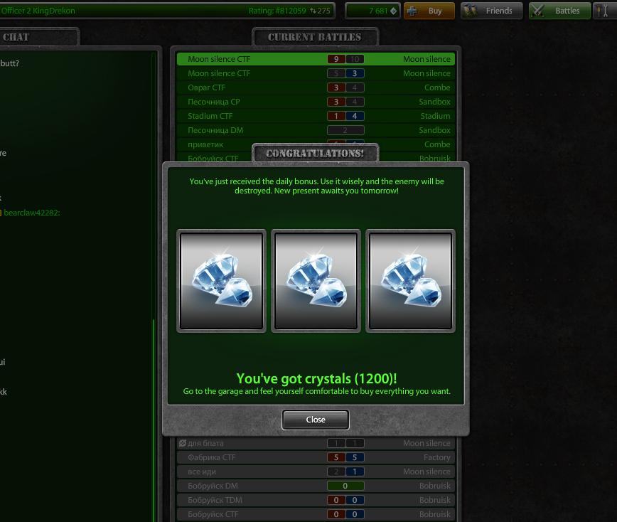 King Drekon's Blog: Tanki Online - Free MMO Game