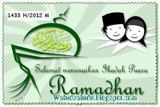 Prediksi Awal Bulan Ramadhan 1433 Hijriyah