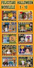 Felicitari  Halloween  Modelele  1-10