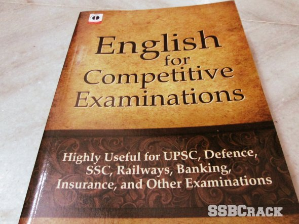 English Preparation Books For CDSE and AFCAT