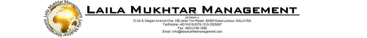 Laila Mukhtar Management