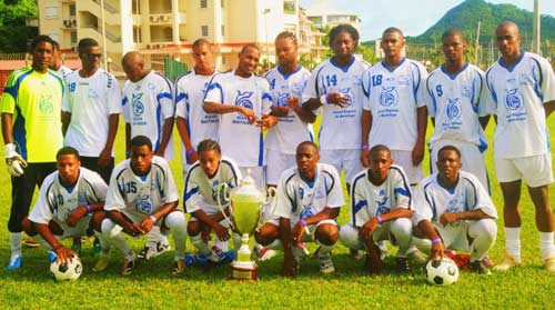 Martinique Squad for 2013 CONCACAF Gold Cup