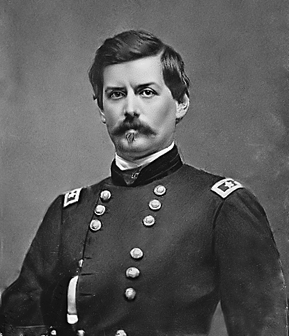 the importance of being decisive and the fall of george mcclellan After the fall of fort sumter on april 15 the confederates had the advantage of being able to wage a defensive war, rather than an offensive one they had to protect and preserve their new boundaries general george b mcclellan.