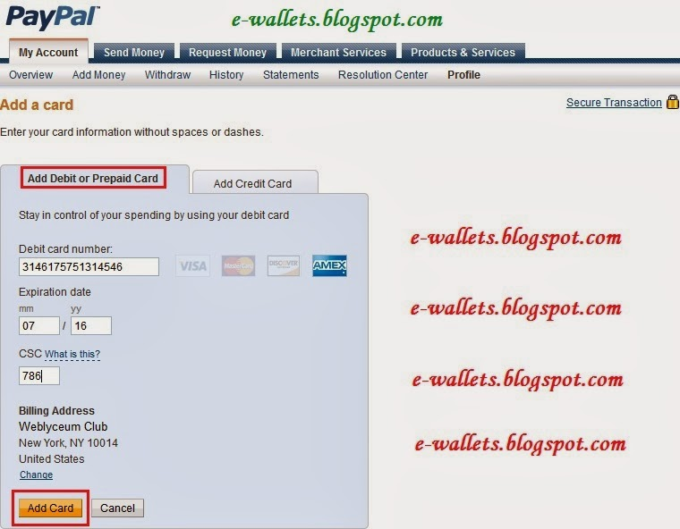 linking paypal payment to pdf