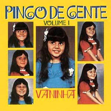 Vaninha - Pingo de Gente vol. I (Playback) 1980
