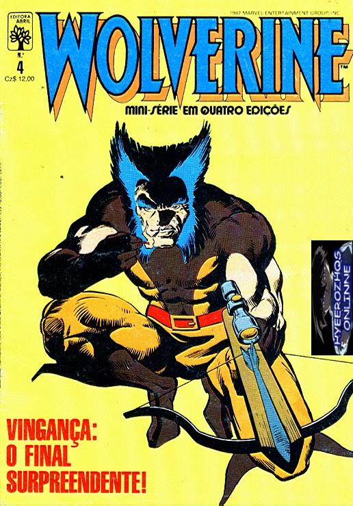 Eu, Wolverine #4