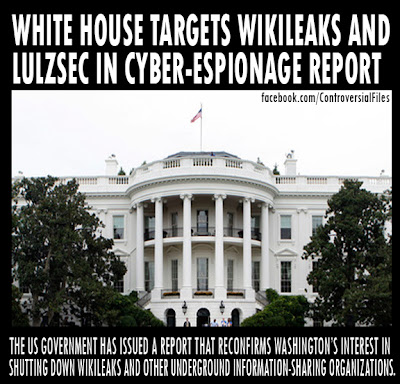 White House targets WikiLeaks