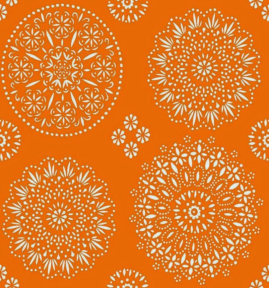Oranssi Pitsi -luomutrikoo nyt myynnissä Majapuulla ja Pehemiällä!