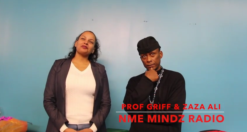 D Beezy Professor Griff and Za...